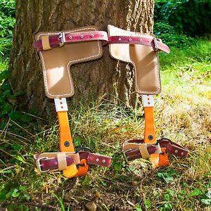 Forst-Steigeisen-Kletterhilfe-Baumsteigeisen
