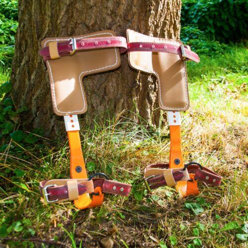 Forst Steigeisen Kletterhilfe Baumsteigeisen