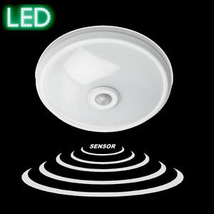 Deckenlampe-mit-Bewegungsmelder-Sensor-LED-12W-Leuchte-Wannenleuchte-Treppenhaus