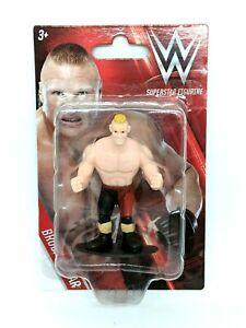 WWE Brock Lesnar Superstar Figurine NIB