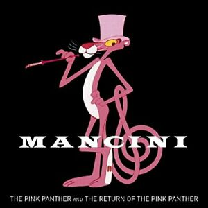 Original-Soundtrack-Pink-Panther-and-The-Return-Of-The-Pink-Panther-CD