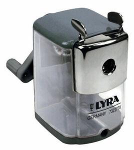 Lyra-Metal-Rotary-Pencil-Sharpener-Machine-with-Desk-Clamp