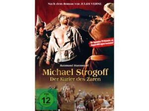 2 DVDs * MICHAEL STROGOFF DER KURIER DES ZAREN - TV VIERTEILER # NEU OVP $