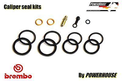 Victory Vegas Jackpot Brembo front brake caliper seal repair kit set 2006 2007