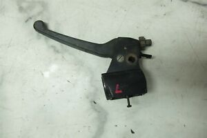 94 Jawa TLJ 210 Moped left hand control brake perch lever handle