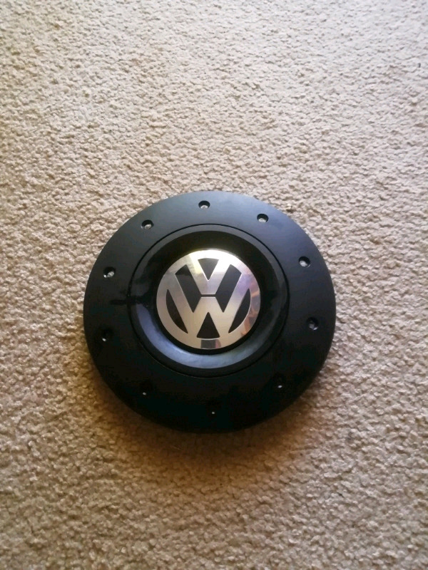 VW Kombi and Amarok Centre Caps for the Normal steel type rims
