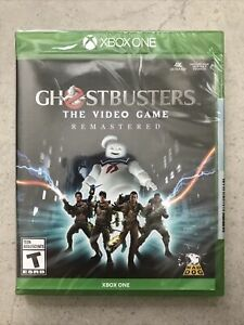 Ghostbusters-The-Video-Game-Remastered-for-XBOX-ONE-Brand-New-Sealed