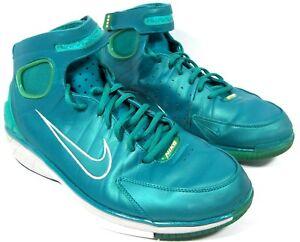 58231cb7cf68 Nike Air Zoom Huarache 2K4 KOBE Bryant Lush Teal Green 511425 330 ...