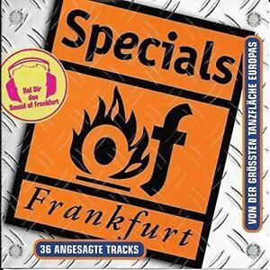 Specials of Frankfurt (#dtm0851) | 2 CD | S.O.F., Alex Party, Corona, C.i.t.a...