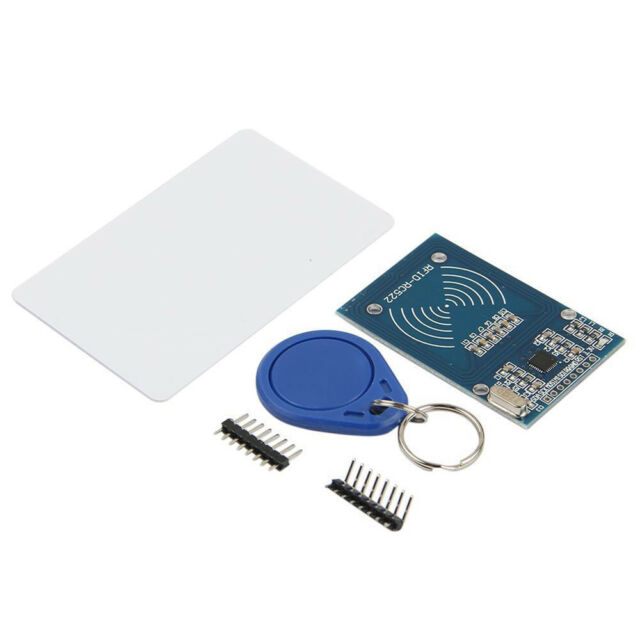 RC522 Card Read Antenna RF RFID Reader IC Card Proximity Module MFRC-522 AU