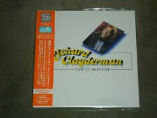 Richard Clayderman Lypahard Melodie Japan Mini LP sealed