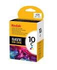 Genuine OEM Original Kodak 10c Ink Cartridge Colour 3949930
