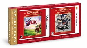 The-Legend-of-Zelda-Ocarina-of-Time-Fire-Emblem-Awakening-Double-Pack-New-K