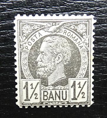 König Karl I Weitere Rabatte üBerraschungen Rumänien Mi 57 Ohne Gummi * Sc 75