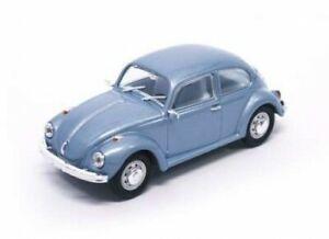 Modelo-De-Coche-Escala-1-43-Diecast-VW-Beetle-Clasico-modellcar