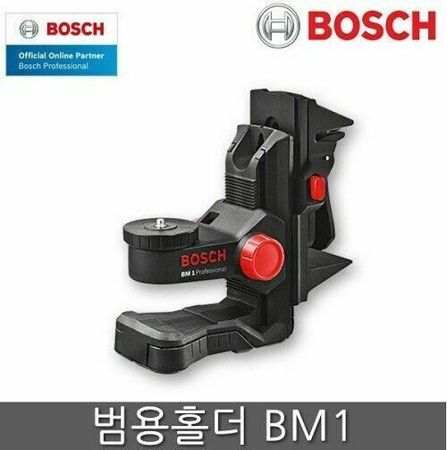 Bosch BM 1 Universal Laser Mount Solution for Line Point Lasers Layout Tools_VUU