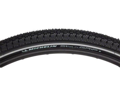 Noir 56356-P Michelin Star Grip Pneu