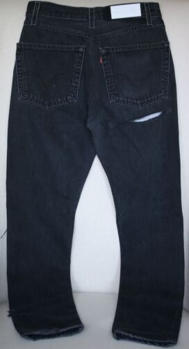 Uk Levi's Denim Re W24 Jeans 6 taille done haute xw1ff0nASq