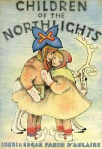 Children-of-the-Northlights-Hardcover-by-D-039-Aulaire-Ingri-D-039-Aulaire-Edgar
