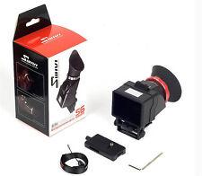 Swivi S6 LCD viewfinder For Nikon D810 D7200 D750 D7100 D610 Canon 5D3 5DS 5DSR
