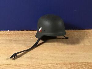 1:6 Scale Dragon WWII German German Plain Helmet