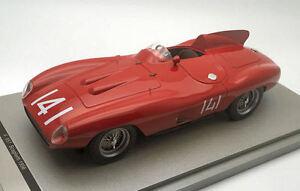 Ferrari 857 Scaglietti # 141 Vainqueur Montgomery Race 1956 C.shelby 1:18 Modèle