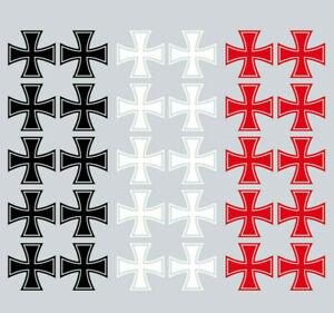 10-Pegatina-5cm-Modelo-Tatuaje-Hierro-Cruz-Coche-Avion-Modelo-Lamina-Decoracion