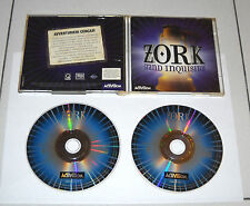 Gioco Pc Cd ZORK GRAND INQUISITOR Activision 1997 OTTIMO ITA
