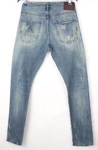 Scotch & Soda Hommes Ralston Jeans Jambe Droite Taille W31 L34 BCZ263