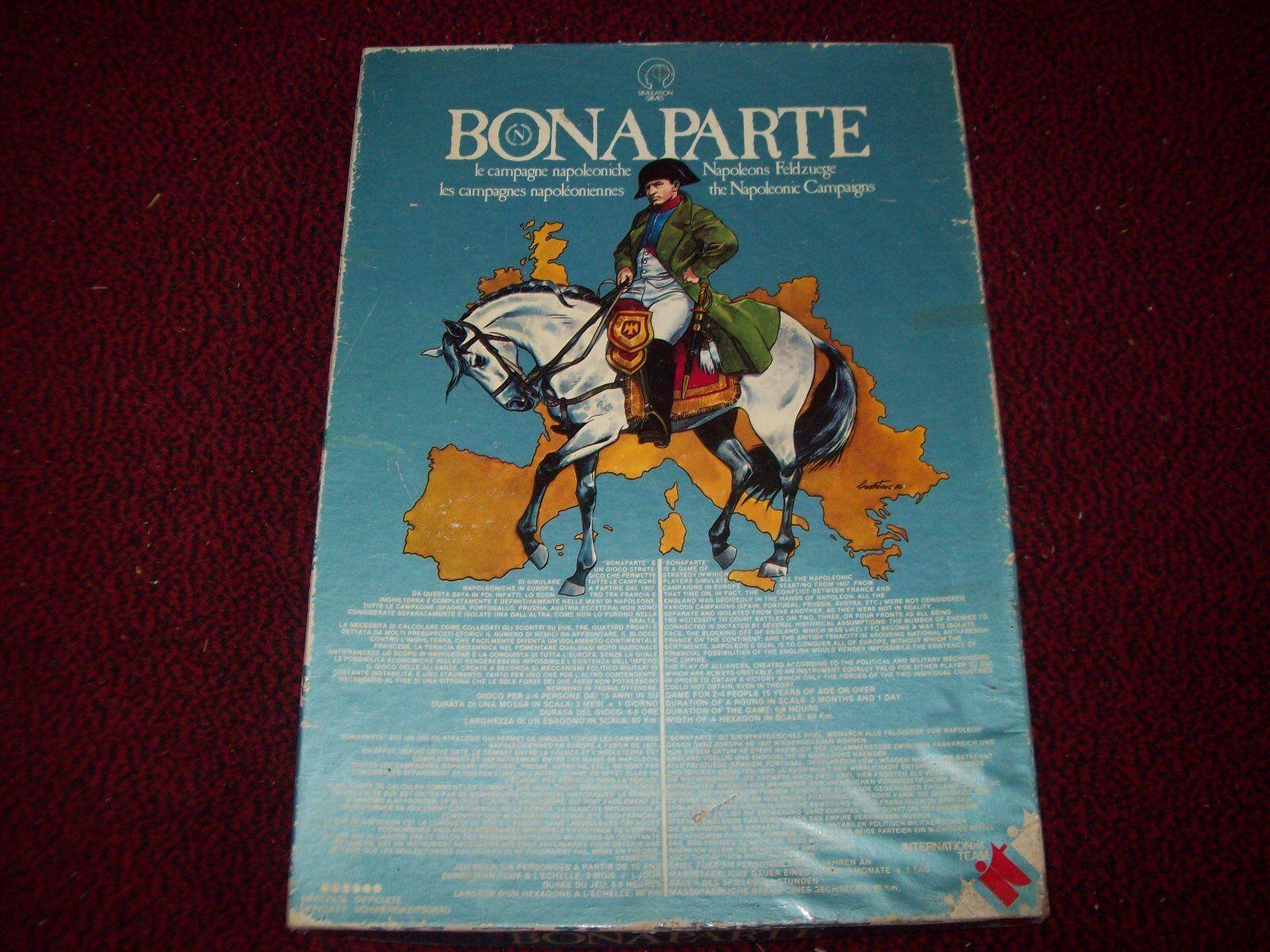 BONAPARTE board game - RARE