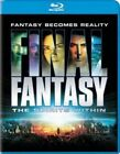 Final Fantasy The Spirits Within - Blu-ray Region 1