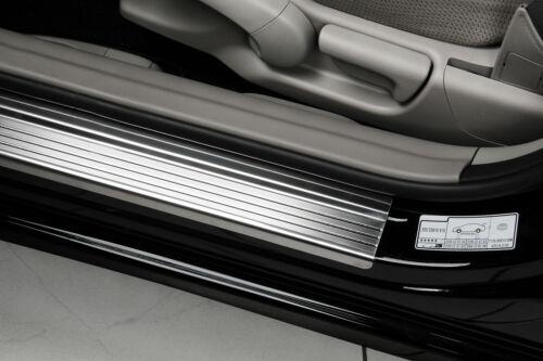 2010-2012 CAR DOOR SILL PROTECTOR for HONDA CR-Z Facelift Stainless Steel