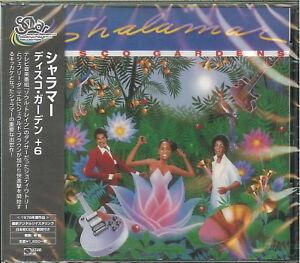 SHALAMAR-DISCO-GARDENS-JAPAN-CD-BONUS-TRACK-D86