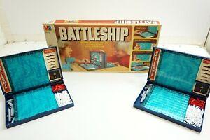 VINTAGE-1978-BATTLESHIP-GAME-NO-4730-BY-MILTON-BRADLEY-COMPLETE-EXCELLENT-COND