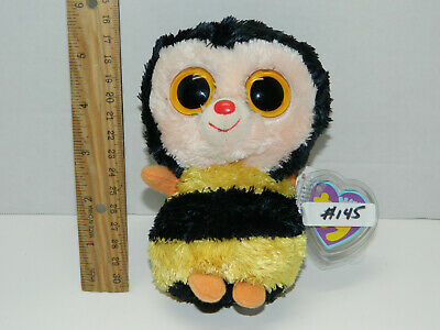 Ty Beanie Boos Baby Licensed Plush Collectible RETIRED Regular Size MWMT Small
