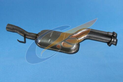 Mittelschalldämpfer MERCEDES E280 E320 S210 E420 E430 W210 1996-2003 Auspuff