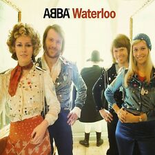 Abba Waterloo CD NEW SEALED 1997 Remastered