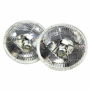 P700-Style-7-Inch-H4-Headlamps-HLP700-Mountney-Classic-Pair