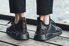 wholesale dealer 37786 86ca4 Adidas NMD XR1 PK Triple Black Size 12 BA7214 yeezy ultra boost