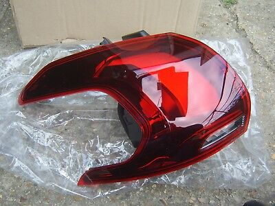 Valeo 45176 Outer Left Passenger Side NS Rear Light Lamp Peugeot 2008