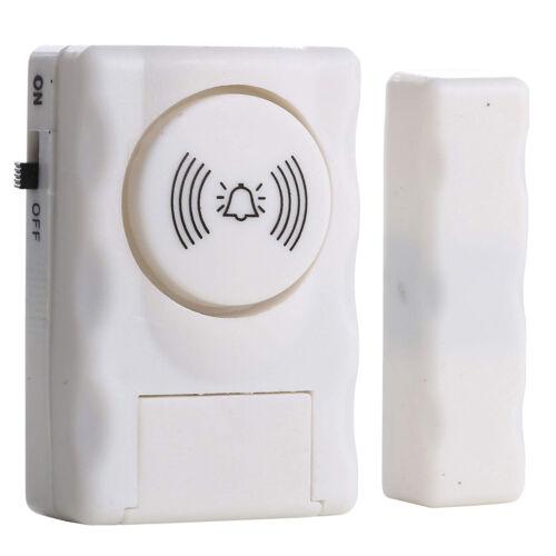 Wireless Home Window Door Entry Burglar Security Alarm Magnetic Sensor