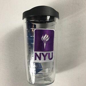NYU-Tumbler-Tervis-Violets-Student-Alumni-Drink-Mug-Cup-New-York-University-16oz