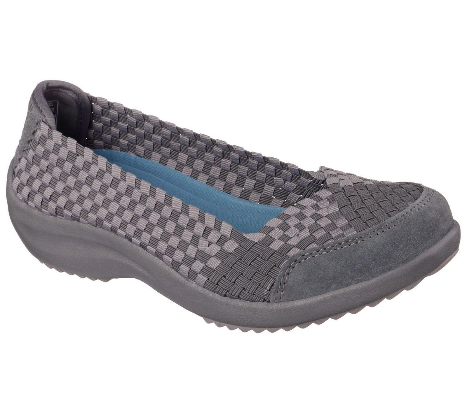 Nuevos Skechers mujer mujer mujer Relaxed Fit saborear sólo tejido que Informal Zapatos - 49025 101A KL  tienda en linea