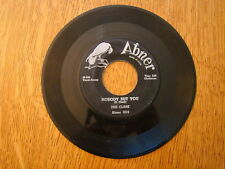 Vintage Dee Clark, When I Call On You & Nobody But You, 45 rpm Record