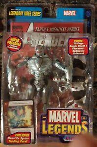 Marvel-Legends-ULTRON-Legendary-Rider-Series-6in-Figure-ToyBiz-2005