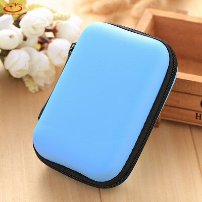 Digital Storage Bag Travel Gadgets Organizer Case For Hard Disk/USB/Data Cable