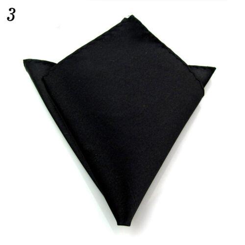 Men Handkerchief Polka Dot Pre-folded Pocket Square Formal Wedding Party Gifts