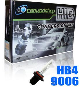 9006//HB4 9012 HIR1 HIR2 Xenon HID Kit de conversión de descarga de gas 12 vcanbus Pro