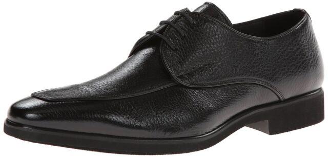Mezlan Mens 15388 Black Leather Oxford Dress Shoe 8 Ebay