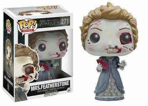 Featherstone figure Funko 75446 Pop Movies Pride Prejudice Zombies 271 Mrs